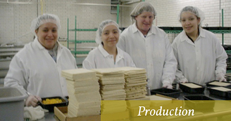 James Foods Production Team
